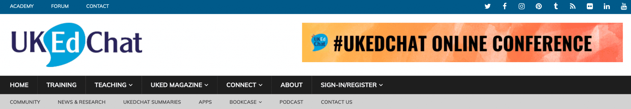 Blog | UKEdChat Newsroom