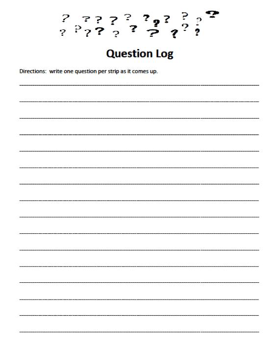 Question Log