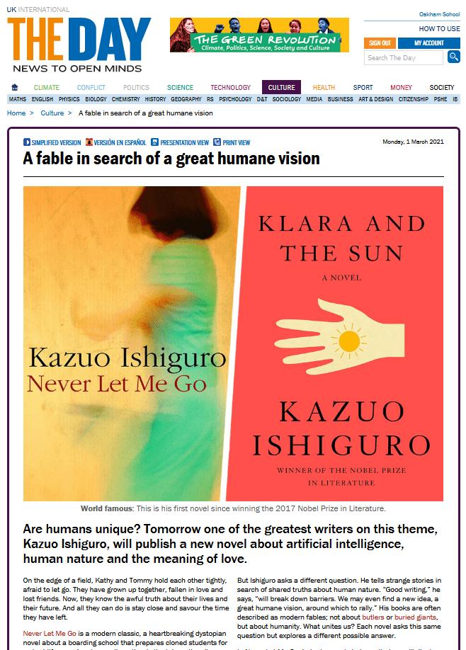 Ishiguro Article